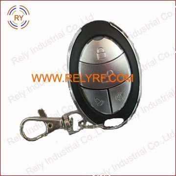 RF remote switch for security system 1