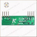 315/433MHZ ASK wireless receiver module