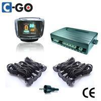 VFD Parking Sensor System-Rear & Front sensor-Buzzer Type
