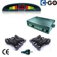 Rear & Front LED parking sensor