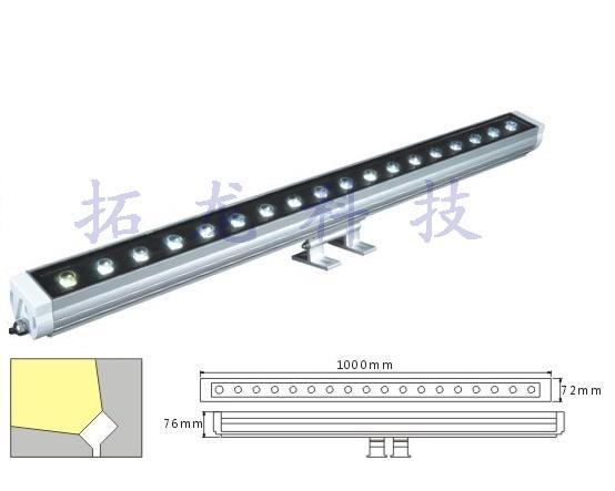 High power LED wall washer light 5