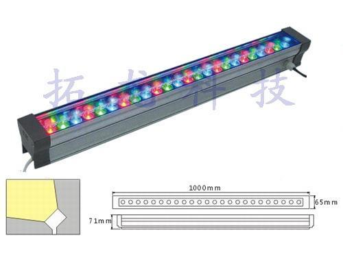 High power LED wall washer lamp 5