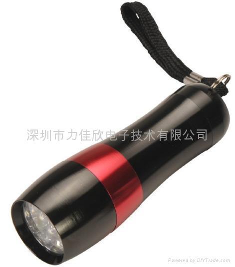 12LED手电筒广告促销礼品手电筒迷你款式 1