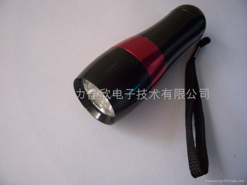 12LED手电筒广告促销礼品手电筒迷你款式 5