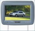 Headrest LCD Monitor(DVD Combo)