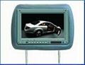 Headrest LCD Monitor(DVD Combo) 2