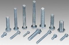 Hex bolts DIN 931/ DIN 933 grade 4.8/ 8.8