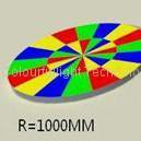 Round shape LED dance floors