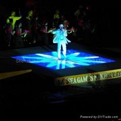 LED video dance floor(C  F-1600)