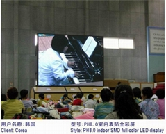 ph10 indoor led display