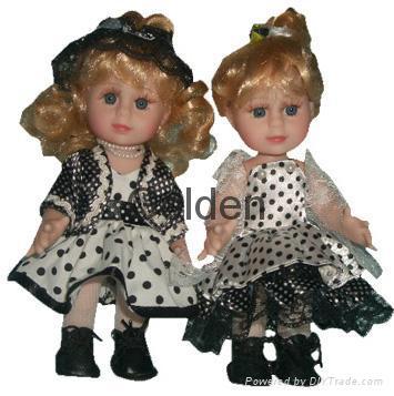 Plastic Barbie Doll 1