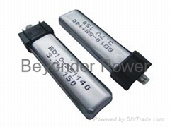 li polymer battery for Ultra Micro Helis and Airplanes