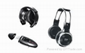 2.4G USB wireless headphones DA-701