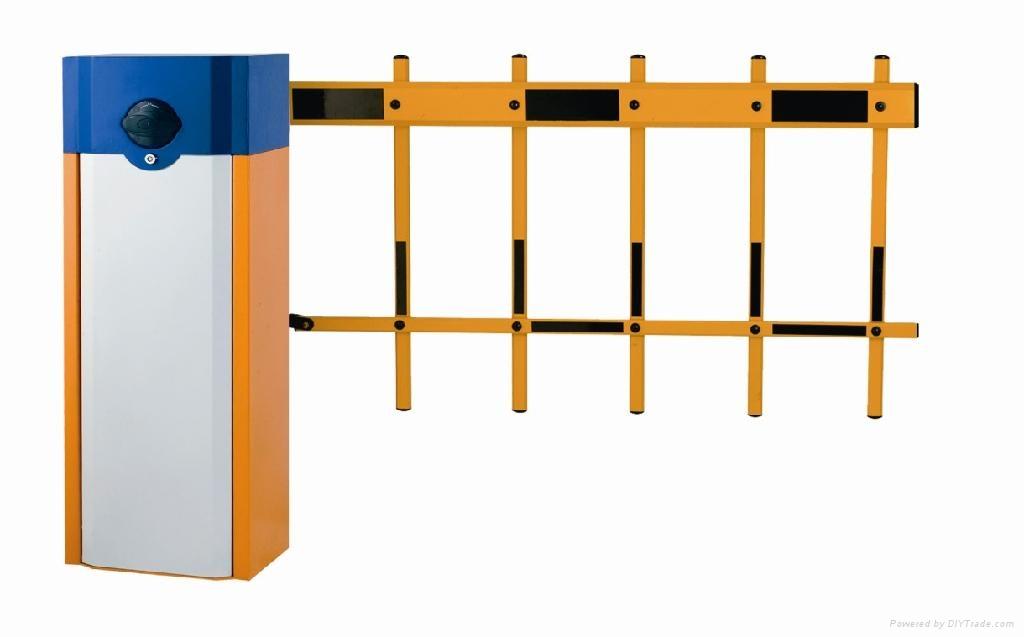 Boom Barrier for car parking system 5