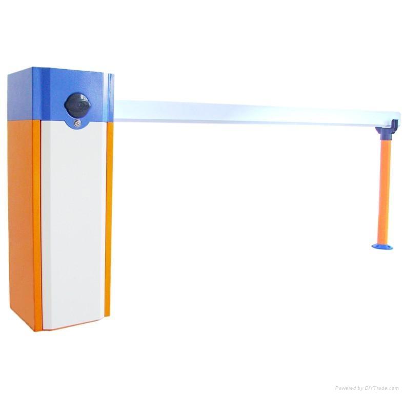 Boom Barrier for car parking system 4