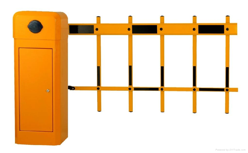 Automatic Barrier 3