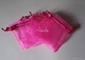 Attractive presentation organza bag for