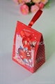 Fancy Printing Gift paper bag with