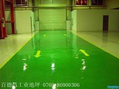 東莞地板漆環氧樹脂薄塗地坪