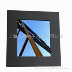 8寸嵌入式工業觸摸顯示器