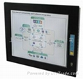 12寸嵌入式工業觸摸顯示器 1