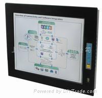 12寸嵌入式工業觸摸顯示器