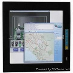 15寸嵌入式工業觸摸顯示器