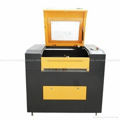 2014 newest co2 laser price laser wood cutting machine price