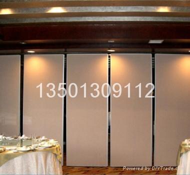 宴会厅活动屏风隔断 4