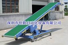 XH-ZH移动升降装车输送机