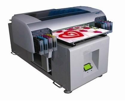Low price high quality smallest uv printer digital tshirt for T shirt printing machines prices