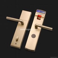 防盗门指纹锁