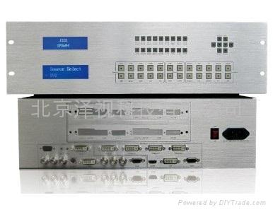 視頻拼接器(JS-SPD104) 2