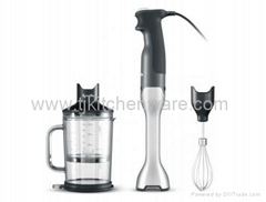 Blender set  - Stainless