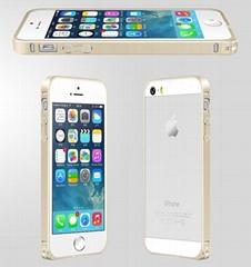 iphone5s苹果手机保护壳 铝合金金属材质