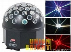 LED Crystal Magic Ball  light  / Led  Magic Ball  Light  /Led stage Effect Light