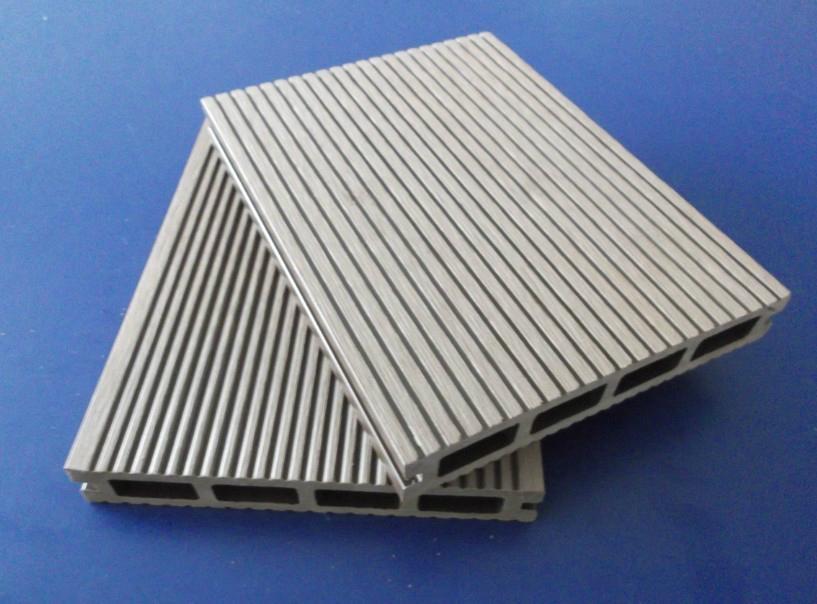 Decking Wood Polymer Composites : Easy install wood plastic composite deck flooring lumber