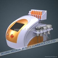 Best lipo laser+cavitation +rf+vacuum machine