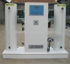 TJ型二氧化氯发生器