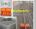 hot sale removable temporary fence panel