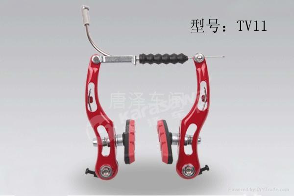 唐澤自行車V形閘 1