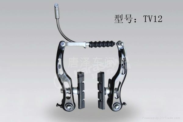 唐澤自行車V形閘 2