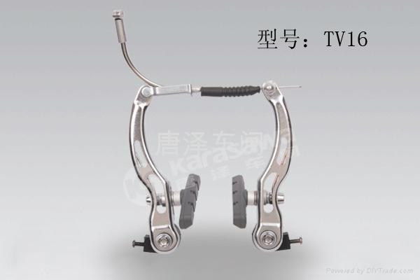 唐澤自行車V形閘 4