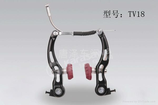 唐澤自行車V形閘 5