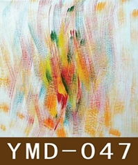 COLOUR MELODY OIL PAINTING