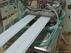 PVC ceiling extruder machine
