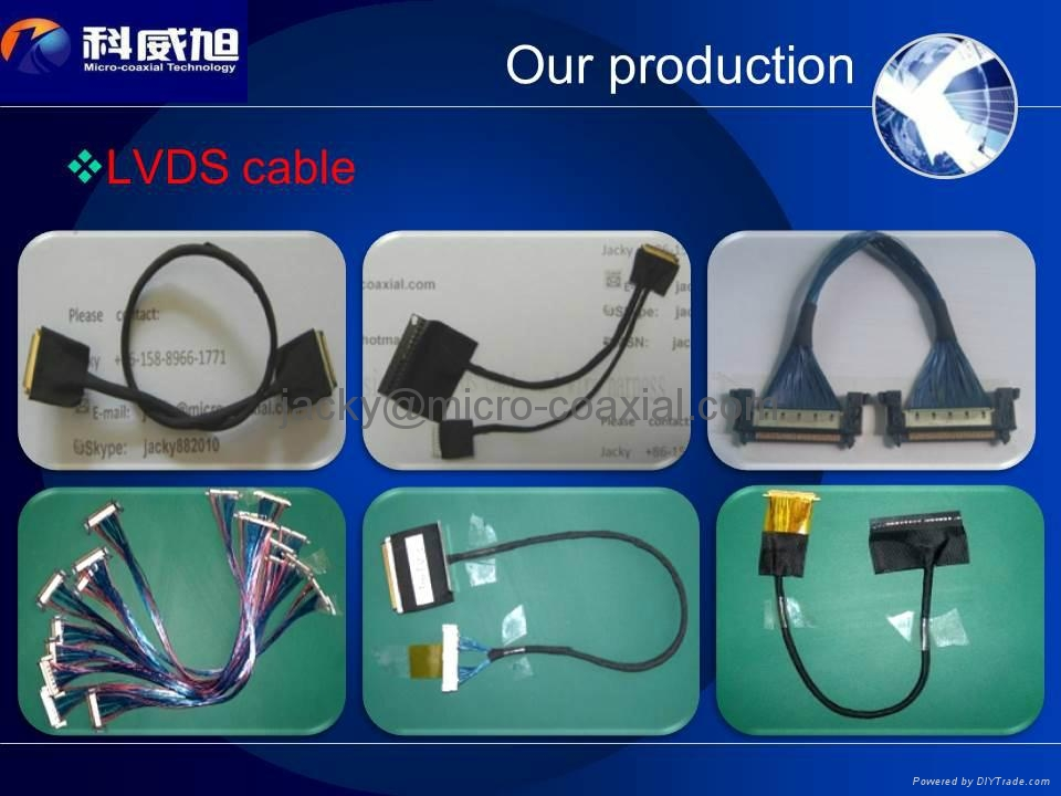 Micro Coax,Laptop cable,I-PEX cable,LCD connector,rca cable,mini usb cable,micro usb cable