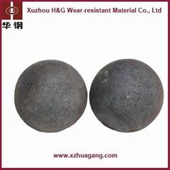High chrome chrome alloyed ball for mining