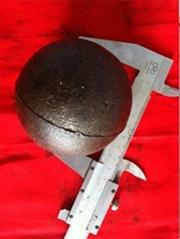 12-26%Cr high chrome chrome alloyed ball for mining