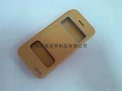 苹果 iPhone4 5s手机壳皮套